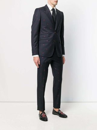 GUCCI スーツ 【正規品保証】GUCCI★19春夏★HERITAGE BEES TWO PIECE SUIT(3)