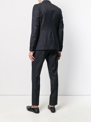 GUCCI スーツ 【正規品保証】GUCCI★19春夏★HERITAGE BEES TWO PIECE SUIT(4)