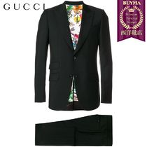【正規品保証】GUCCI★19春夏★CLASSIC TWO PIECE SUIT
