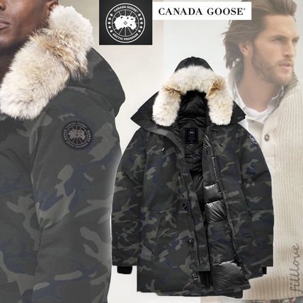 CANADA GOOSE▼Chateau Black camo XS 一つのみ 在庫有り 即発送