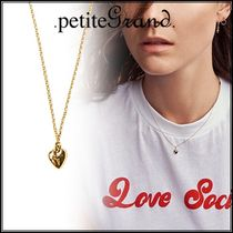 ☆Petite Grand☆Precious Heart Necklace/ハートネックレス