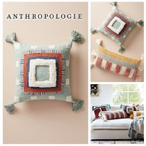 ☆ANTHROPOLOGIE☆Tufted Rayas Pillow☆税送込