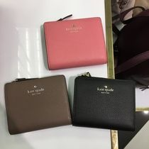 【kate spade】新作☆コンパクト! small shawn 折り財布☆