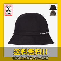 have a good time(ハブアグットタイム) ハット ★have a good time★ Explorer Bucket Hat