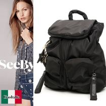 See by Chloe Large Joy Rider Backpack