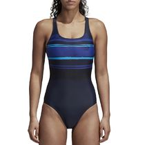 ADIDAS★ Printed Pool Swimsuit