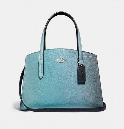Coach ◆ 51650 Charlie carryall 28 with ombre