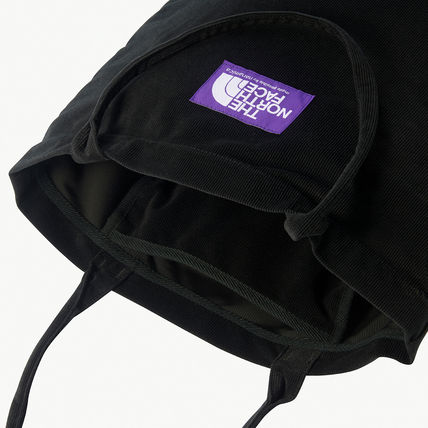 THE NORTH FACE トートバッグ [THE NORTH FACE]  PURPLE LABEL CURDUROY TOTE BAG 4COLOR(6)