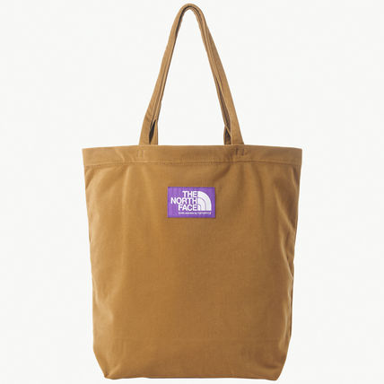 THE NORTH FACE トートバッグ [THE NORTH FACE]  PURPLE LABEL CURDUROY TOTE BAG 4COLOR(7)