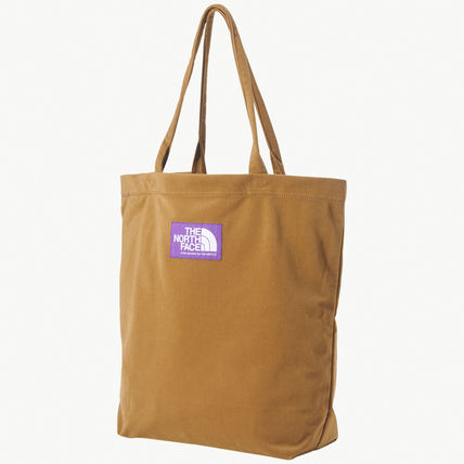 THE NORTH FACE トートバッグ [THE NORTH FACE]  PURPLE LABEL CURDUROY TOTE BAG 4COLOR(8)