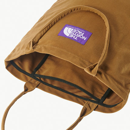 THE NORTH FACE トートバッグ [THE NORTH FACE]  PURPLE LABEL CURDUROY TOTE BAG 4COLOR(9)