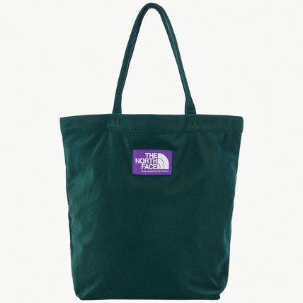 THE NORTH FACE トートバッグ [THE NORTH FACE]  PURPLE LABEL CURDUROY TOTE BAG 4COLOR(10)