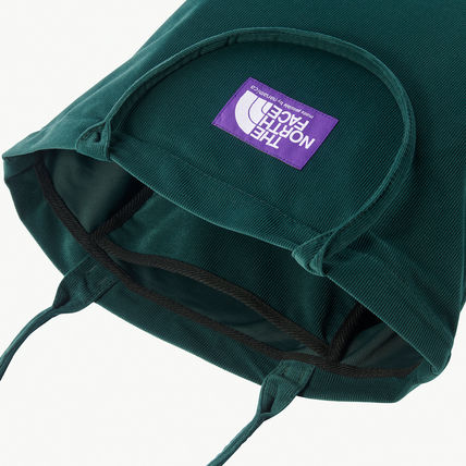 THE NORTH FACE トートバッグ [THE NORTH FACE]  PURPLE LABEL CURDUROY TOTE BAG 4COLOR(12)