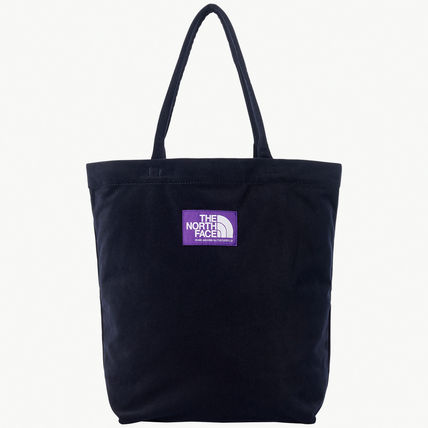 THE NORTH FACE トートバッグ [THE NORTH FACE]  PURPLE LABEL CURDUROY TOTE BAG 4COLOR(13)