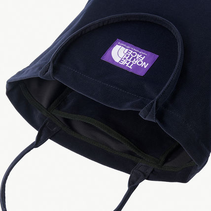THE NORTH FACE トートバッグ [THE NORTH FACE]  PURPLE LABEL CURDUROY TOTE BAG 4COLOR(15)