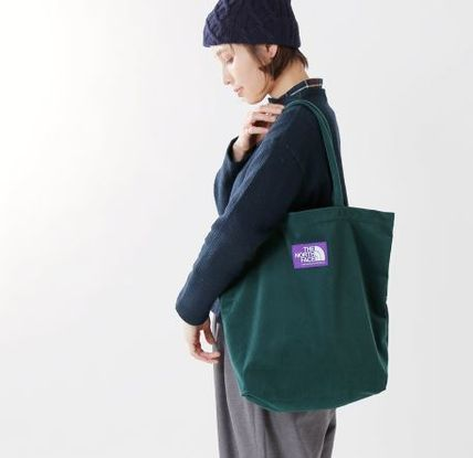 THE NORTH FACE トートバッグ [THE NORTH FACE]  PURPLE LABEL CURDUROY TOTE BAG 4COLOR(2)