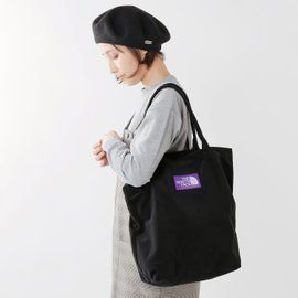 THE NORTH FACE トートバッグ [THE NORTH FACE]  PURPLE LABEL CURDUROY TOTE BAG 4COLOR(3)