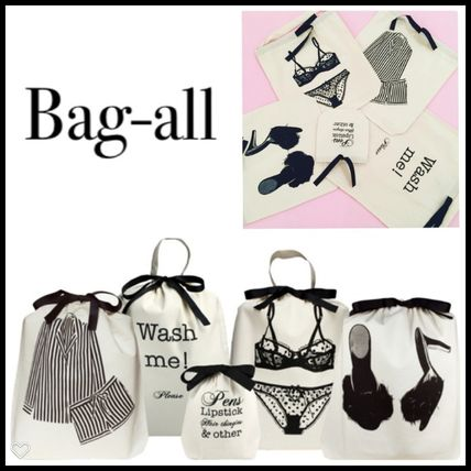 Bag all トラベルポーチ 【Bag-all】NY発☆トラベル 旅行 バッグ セット Weekend Getaway