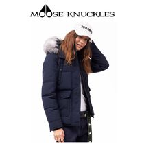 【MOOSE KNUCKLES】☆DEBAIES JACKET(TRUE NAVY)