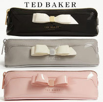 TED BAKER(テッドベーカー) ペンケース ★TED BAKER★Casellaリボン付きペンケース★3色★関送込★