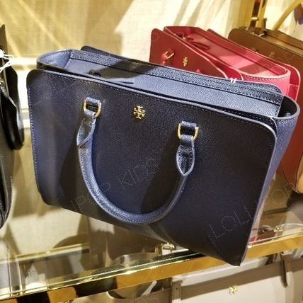 2019SS♪ Tory Burch ★ EMERSON SMALL BUCKLE TOTE