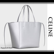 きらめく♪◇Cabas Phantom Small Bag シルバー◇CELINE