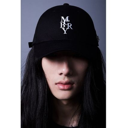 MACK BARRY キャップ 【国内発送・送料無料】MACK BARRY MCBRY CHAIN CURVE CAP(4)
