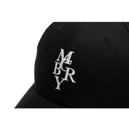 MACK BARRY キャップ 【国内発送・送料無料】MACK BARRY MCBRY CHAIN CURVE CAP(5)