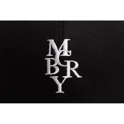MACK BARRY キャップ 【国内発送・送料無料】MACK BARRY MCBRY CHAIN CURVE CAP(6)