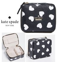 【Kate Spade】Cameron Street Hearts Ollie  ジュエリーケース