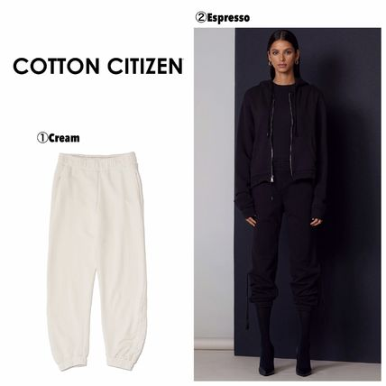 COTTON CITIZEN ボトムスその他 【COTTON CITIZEN】Hailey Baldwin愛用☆Brooklyn Sweats