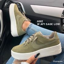 ●NIKE●AIR FORCE 1 SAGE LOWナイキエアフォース1セイジ カーキ