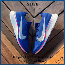 "【Nike】限定 人気 Zoom Vaporfly 4% Flyknit ""Deep Royal Blue"""