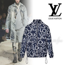 Louis Vuitton 2019SS ギャラクシープリント スリム ブルゾン