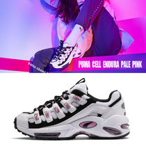 PUMA★CELL ENDURA★PUMA WHITE/PALE PINK