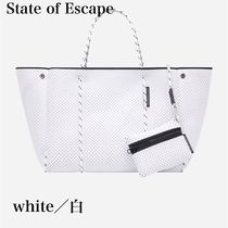 State of Escape (ステイトオブエスケープ) トートバッグ