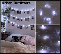 Urban Outfitters★ギャラクシー フォトクリップ ライト