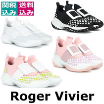 関税込☆ROGER VIVIER☆Viv Run sneakersスニーカー