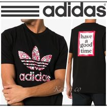 【adidas ×  Have A Good Time】コラボTシャツ