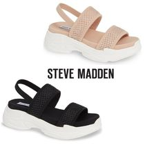 2色! Steve Madden sublime◇ メッシュ スリングバックサンダル