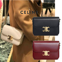 CELINE☆ MEDIUM  TRIOMPHE BAG