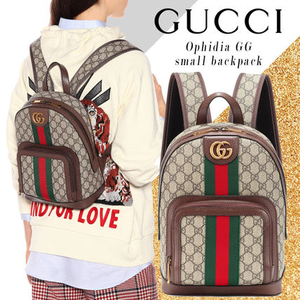 GUCCI(グッチ)Ophidia GG small バックパック