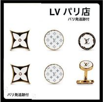 【LVパリ店】カフリングboutons des manchette モノグラム 3set