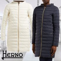 **HERNO**ヘルノ★Quilted down coatダウンコート