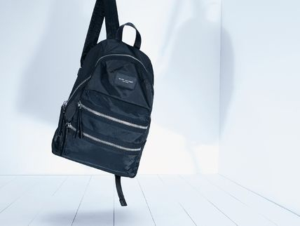 MARC JACOBS バックパック・リュック MARC JACOBS NYLON BIKER BACKPACK(2)