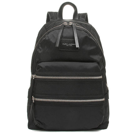 MARC JACOBS バックパック・リュック MARC JACOBS NYLON BIKER BACKPACK(3)