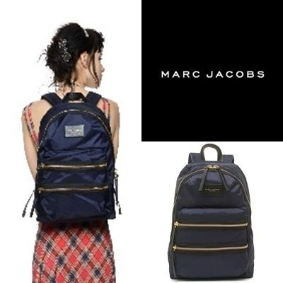 MARC JACOBS バックパック・リュック MARC JACOBS NYLON BIKER BACKPACK(8)