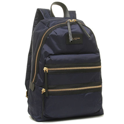 MARC JACOBS バックパック・リュック MARC JACOBS NYLON BIKER BACKPACK(9)