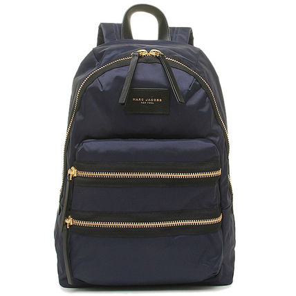 MARC JACOBS バックパック・リュック MARC JACOBS NYLON BIKER BACKPACK(10)