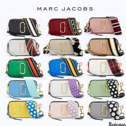 MARC JACOBS ショルダーバッグ・ポシェット MARC JACOBS * Snapshot Small Camera Bag